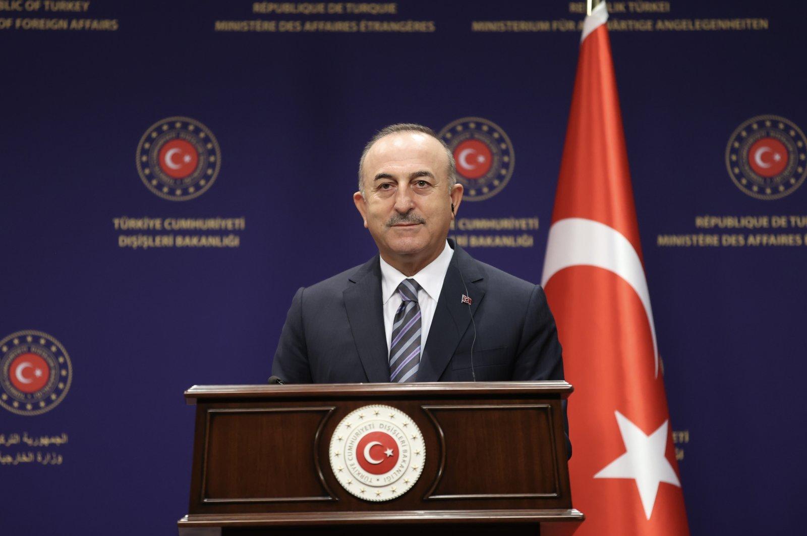 US, Russia bear responsibility in recent YPG attacks: FM Çavuşoğlu