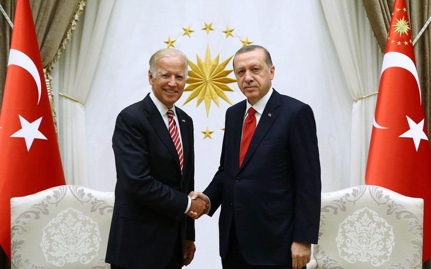 Erdogan, Biden to discuss Azerbaijan's Karabakh