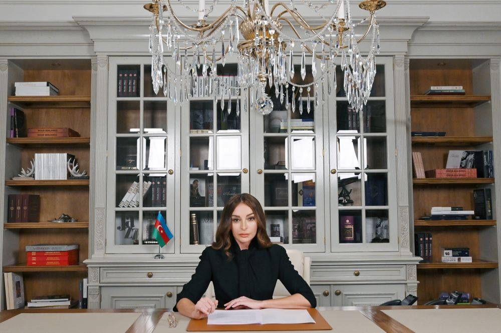 Chronicles of Victory: Appeal of First Vice-President Mehriban Aliyeva to Azerbaijani people